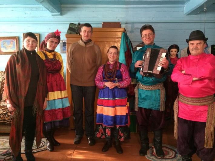 Один день в гостях у старообрядцев. Тур в Тарбагатай.