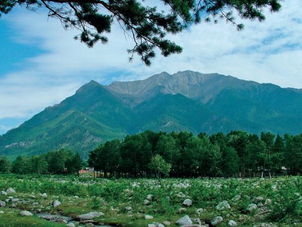 Поселок Аршан